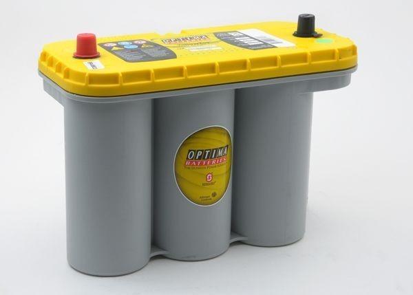 bateria barco 12v 75ah optima yellow top s 5 5. Black Bedroom Furniture Sets. Home Design Ideas