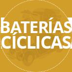 BATERÍAS CICLICAS