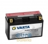 VARTA POWERSPORT AGM 12V 7AH 50701 YT7B-4 / YT7B-BS