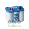 OPTIMA BLUE TOP DC-4.2 12V 55AH