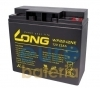 LONG BATTERY 12V 22AH AGM
