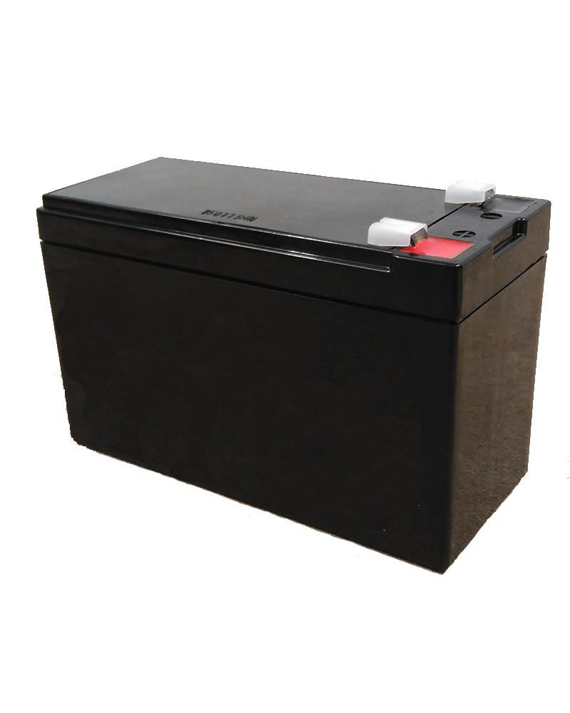 battery 12v 7 2ah agm for alarms electric bicycles lifts. Black Bedroom Furniture Sets. Home Design Ideas