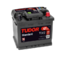 TUDOR battery standard TC412 12V 41AH 370A